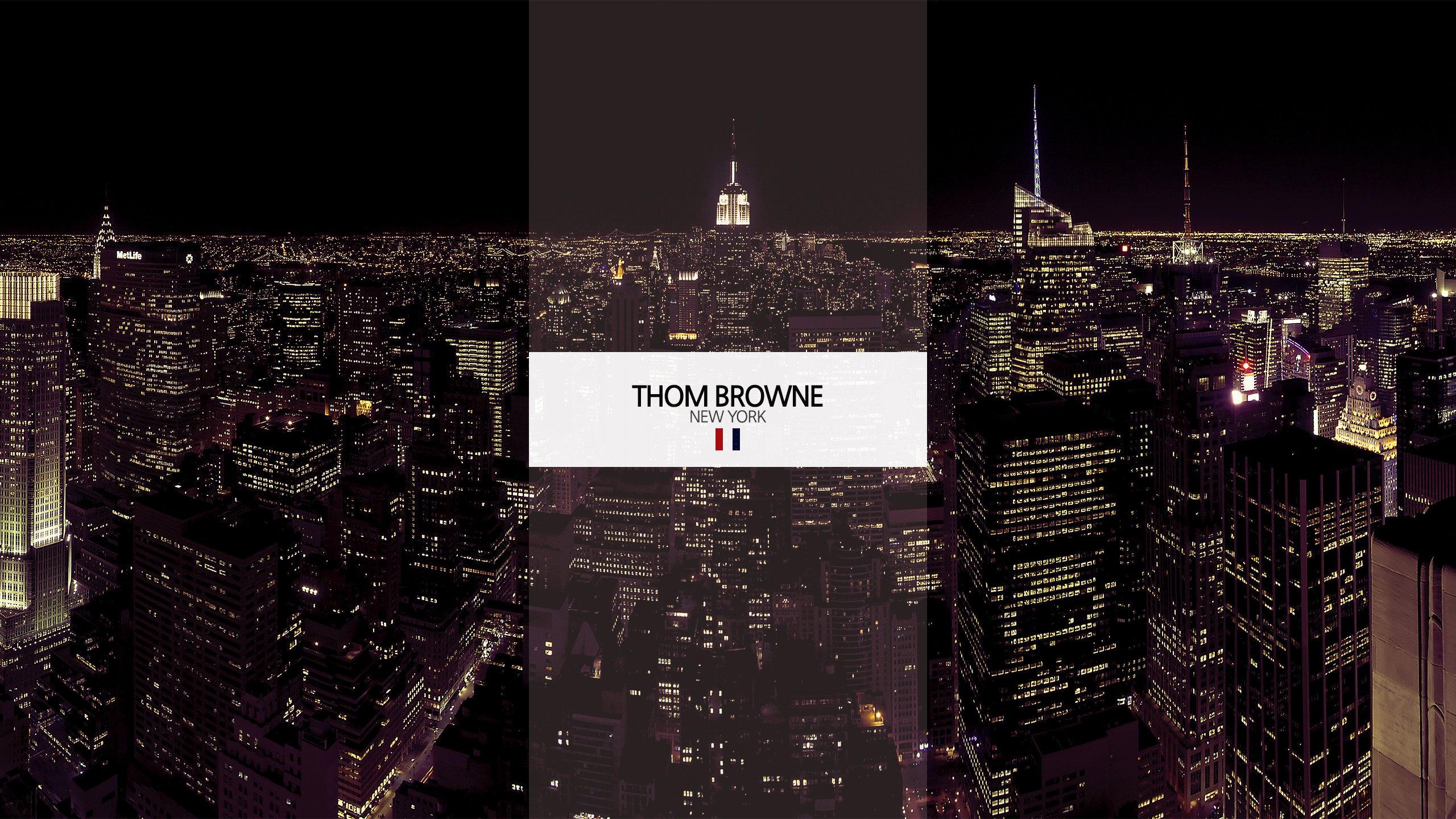 Thom Browne Wallpaper