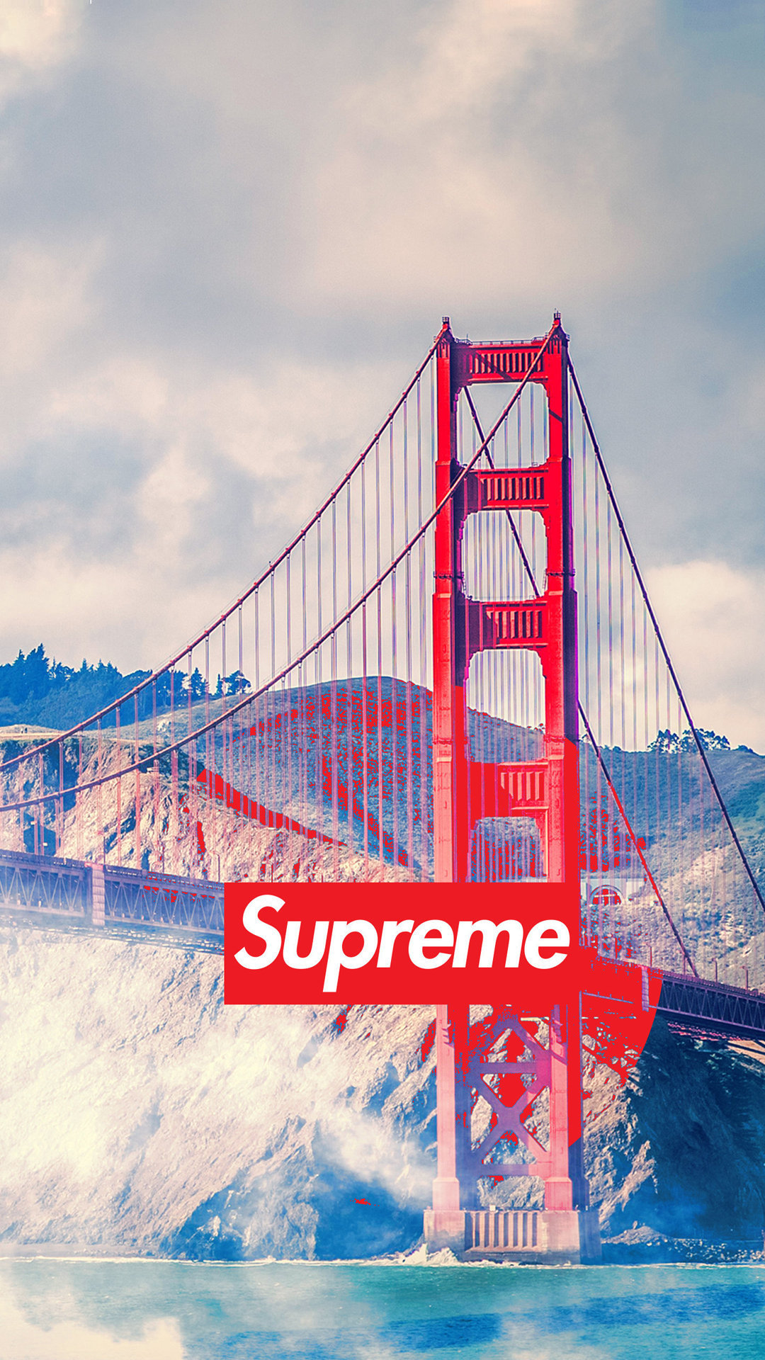 Supreme Brand Wallpaper