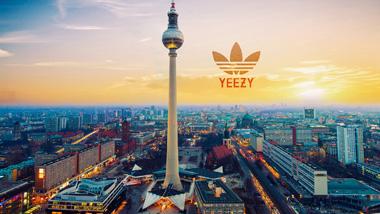 Yeezy Brand Wallpaper