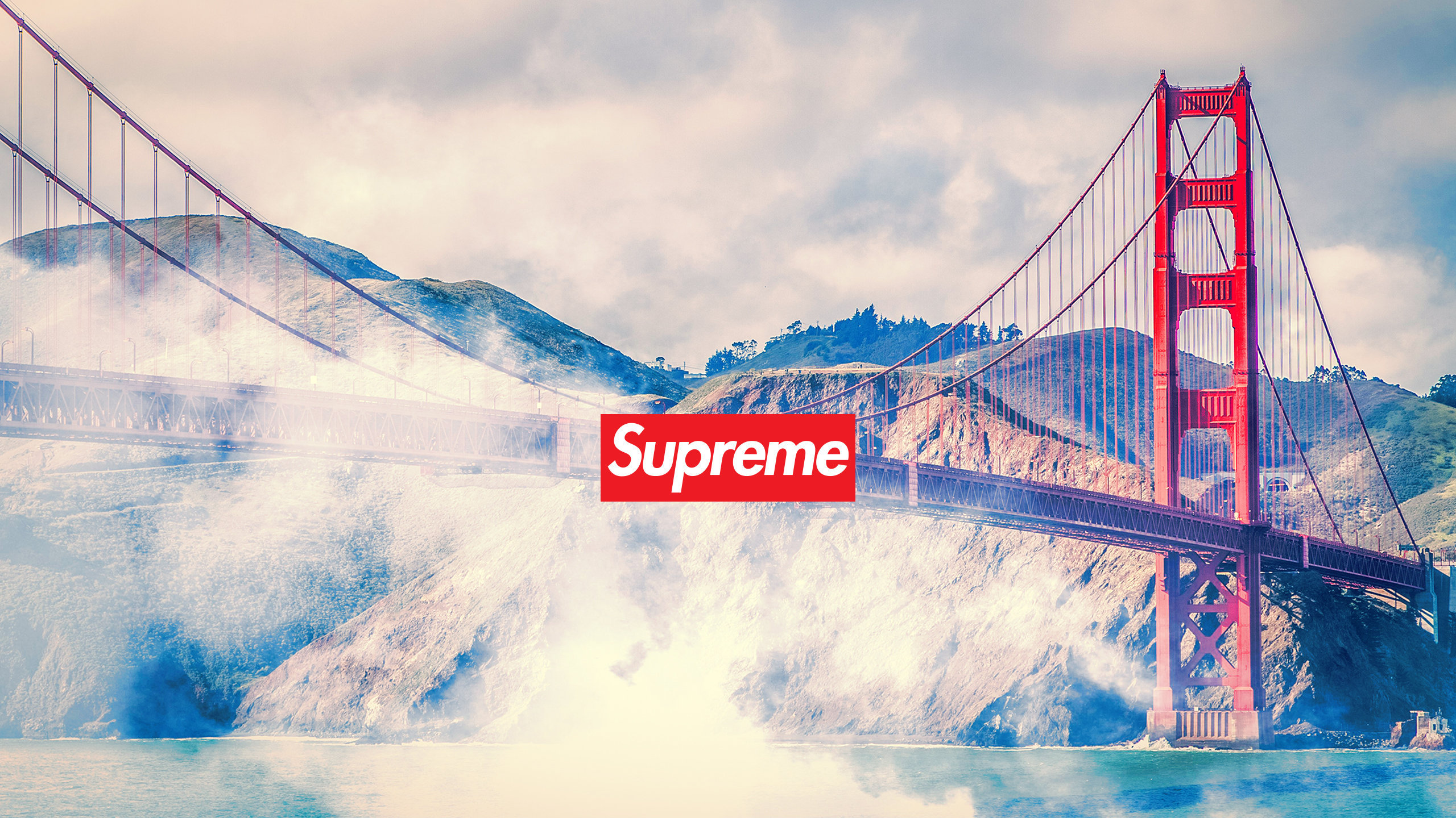 Supreme Brand Wallpaper