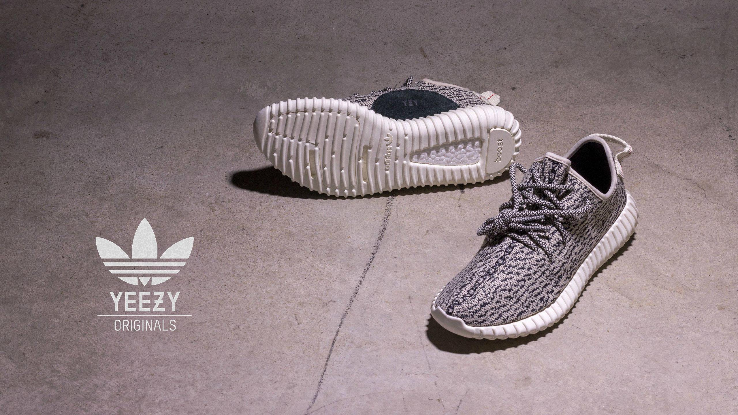 Yeezy Shoes Wallpaper. »