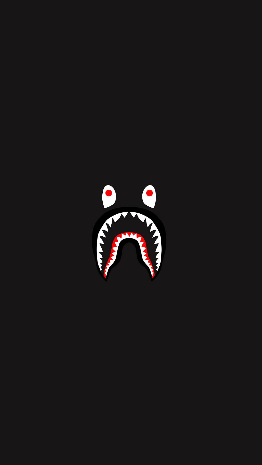 Bape Shark Wallpaper - CopEmLegit
