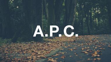 A.P.C. Wallpaper