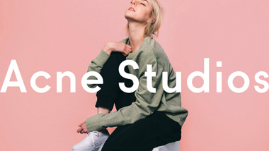 Acne Studios Wallpaper