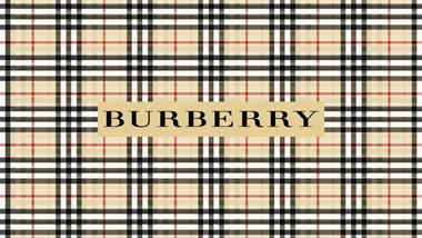 Burberry Pattern Wallpaper
